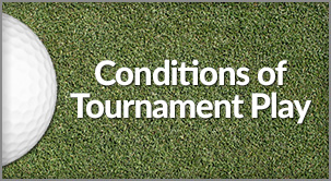 Conditions of Tournament Play