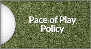 Pace of Play Policy